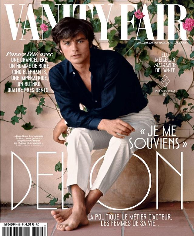 télécharger Vanity Fair N°48 - Août 2017