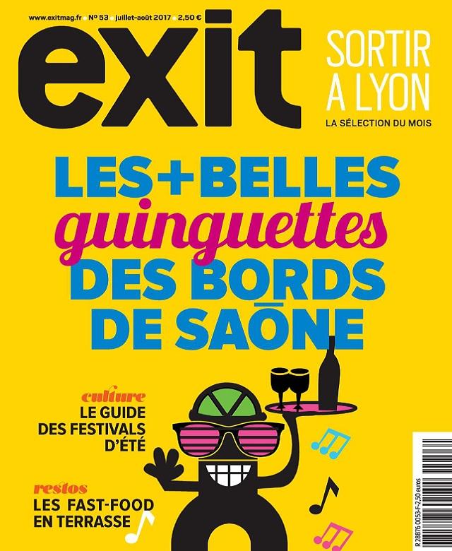 télécharger Exit N°53 - Juillet-Août 2017