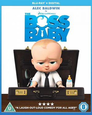 The Boss Baby (2017) poster image