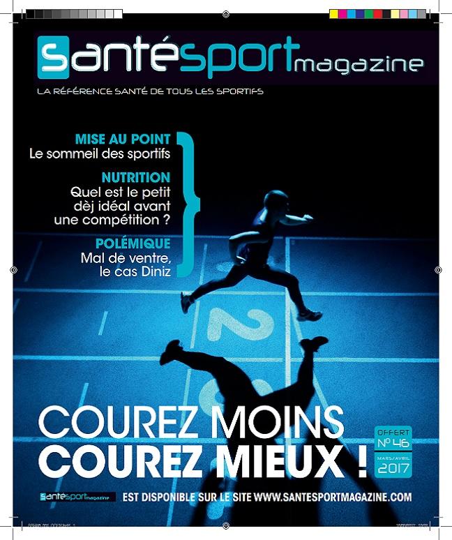 télécharger Santé Sport Magazine N°46 - Juillet-Aout 2017