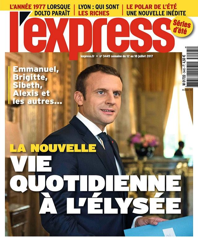 télécharger L'Express N°3445 Du 12 au 18 Juillet 2017