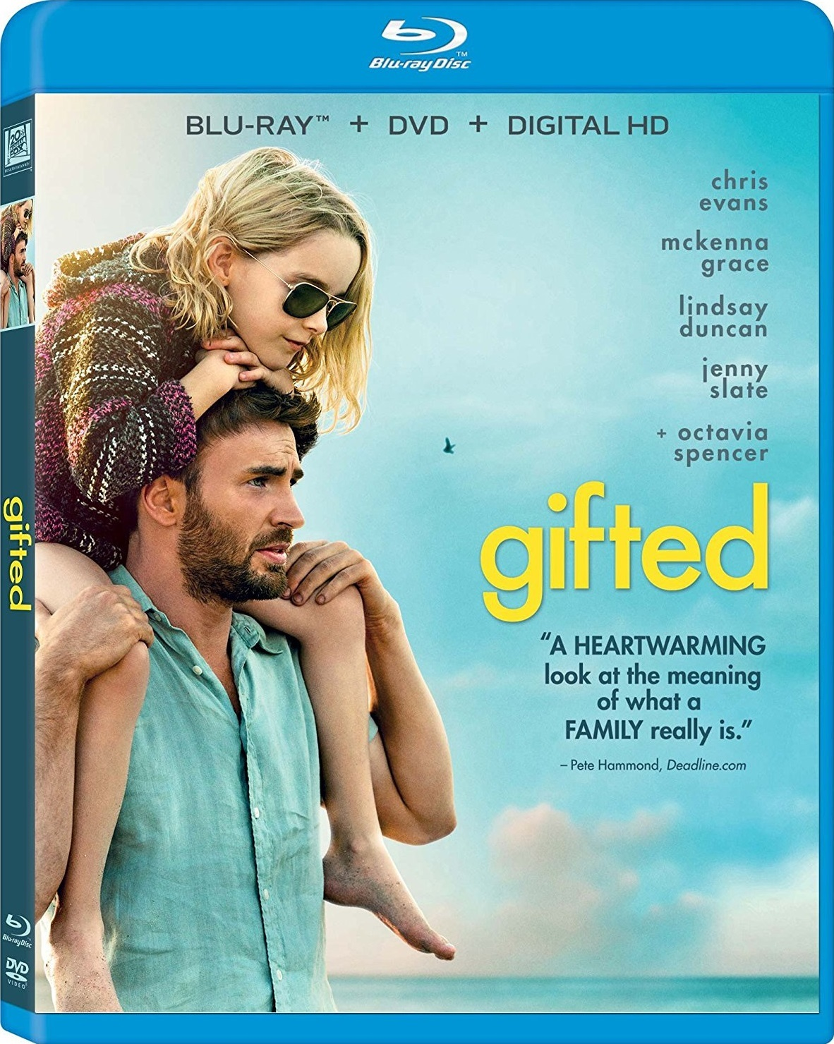 Gifted(2017) poster image