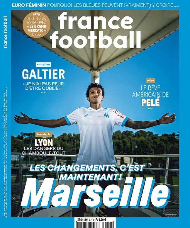 télécharger France Football N°3714 Du 11 Juillet 2017