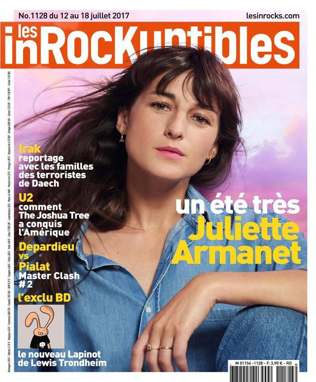 Les Inrockuptibles N°1129 Du 12 au 18 Juillet 2017