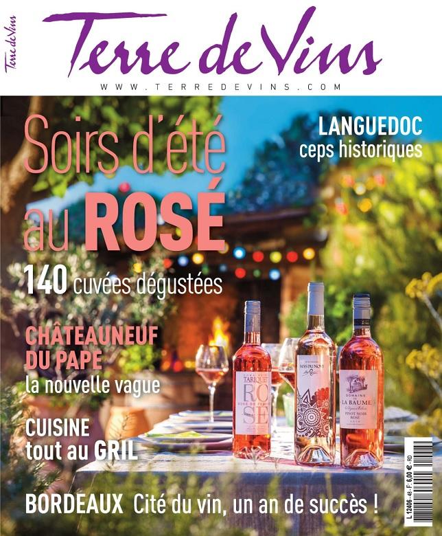 télécharger Terre De Vins N°48 - Juillet-Aout 2017