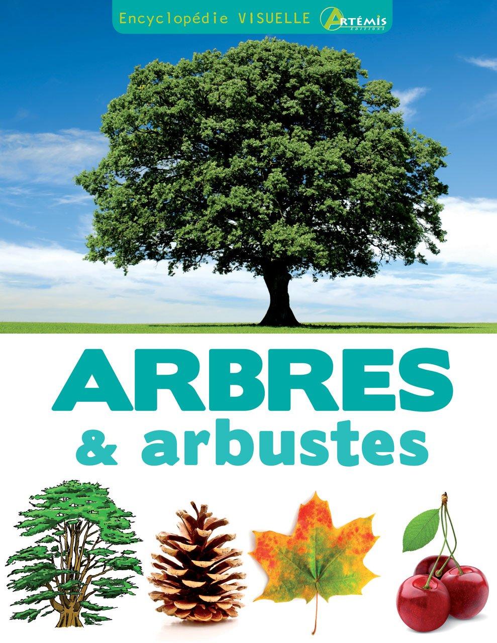 Encyclopédie visuelle des arbres & arbustes sur Bookys