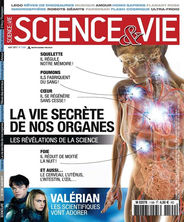 Science et Vie N°1199 - Août 2017