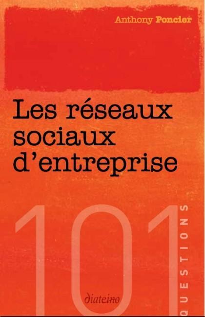 télécharger LES RÉSEAUX SOCIAUX D'ENTREPRISE : 101 QUESTIONS