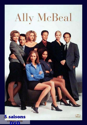 Ally McBeal l'integrale S04