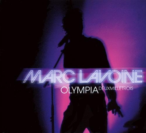 Marc Lavoine - Olympia Deux Mille Trois (2003)