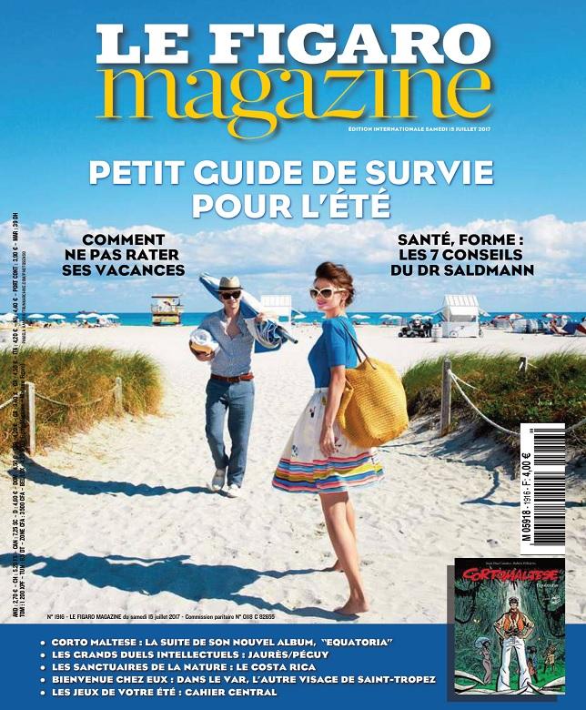télécharger Le Figaro Magazine Du 15 Juillet 2017