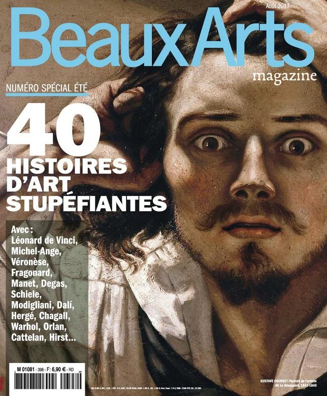 télécharger Beaux Arts Magazine N°398 - Aout 2017