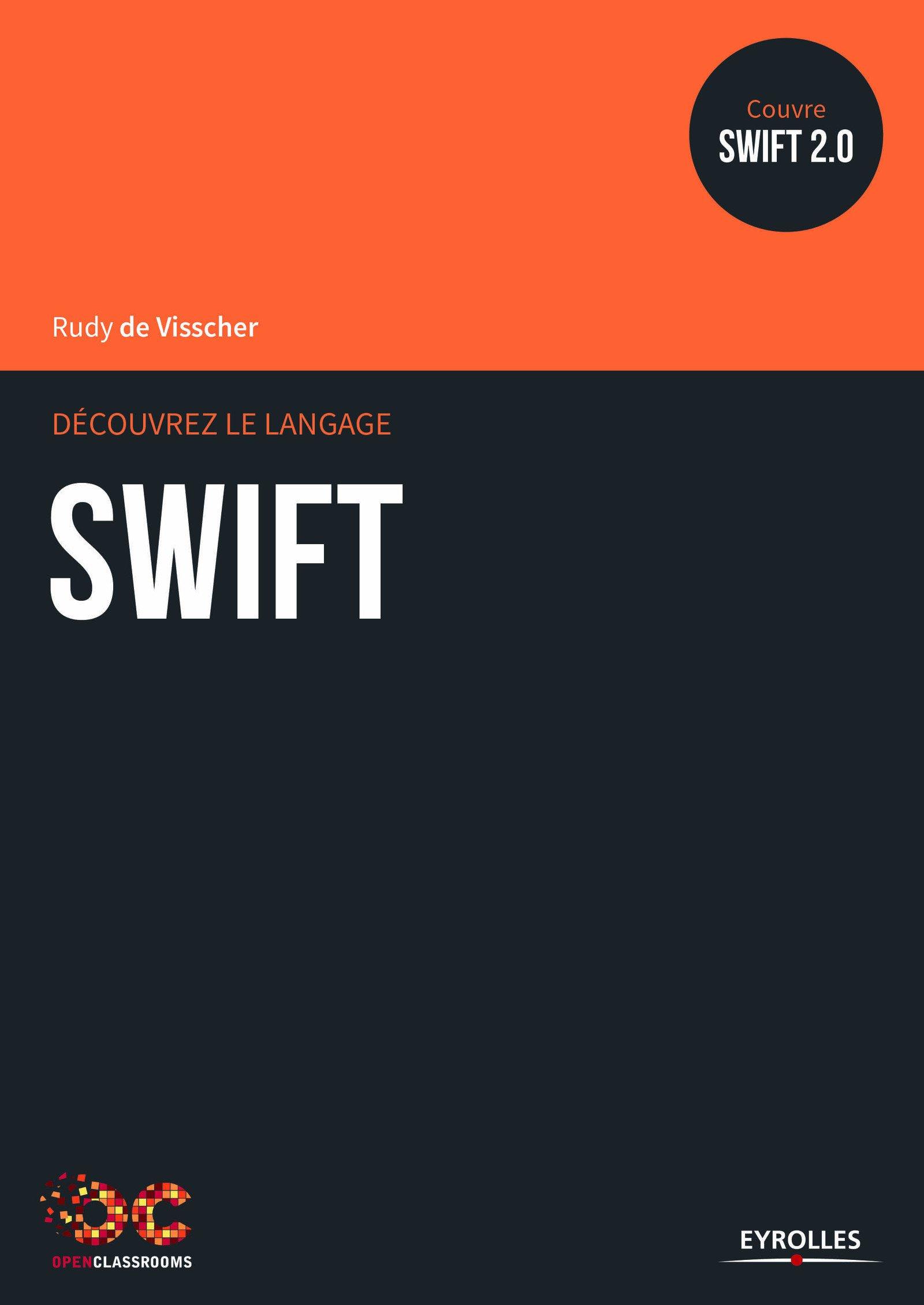 télécharger DÉCOUVREZ LE LANGAGE SWIFT : COUVRE SWIFT 2