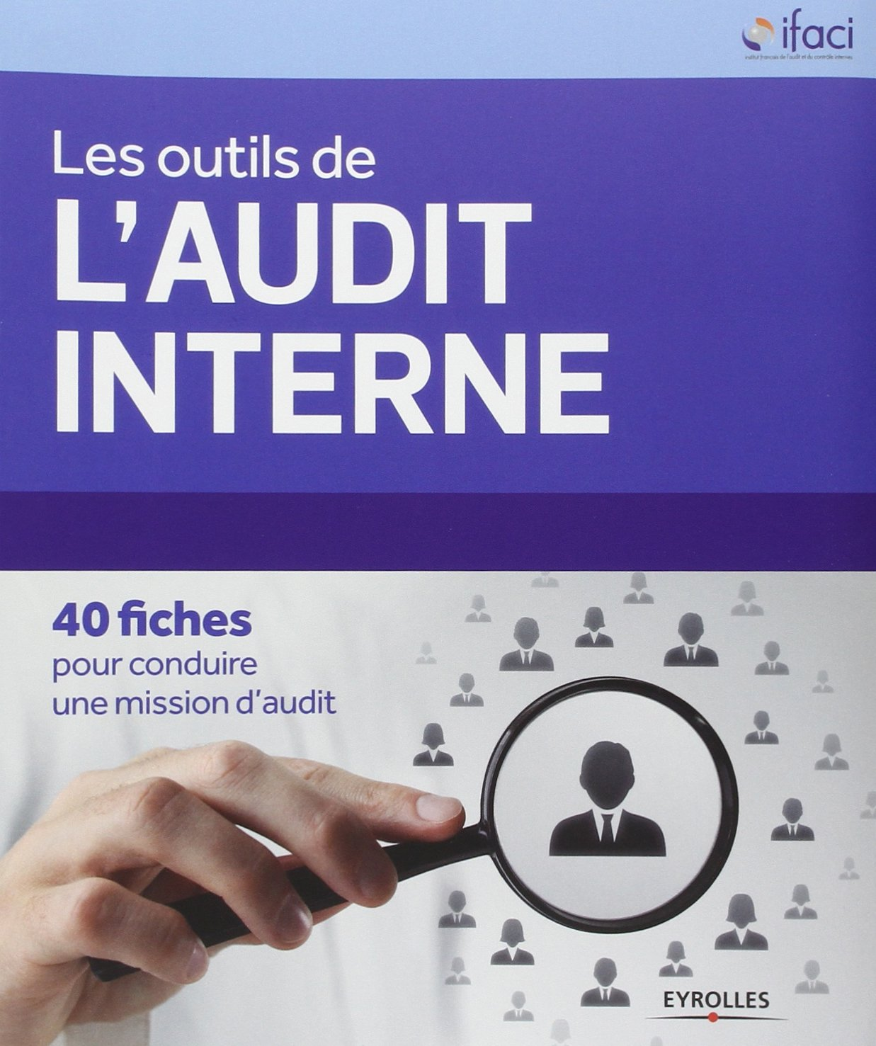 télécharger LES OUTILS DE L'AUDIT INTERNE : 40 FICHES POUR CONDUIRE UNE MISSION D'AUDIT