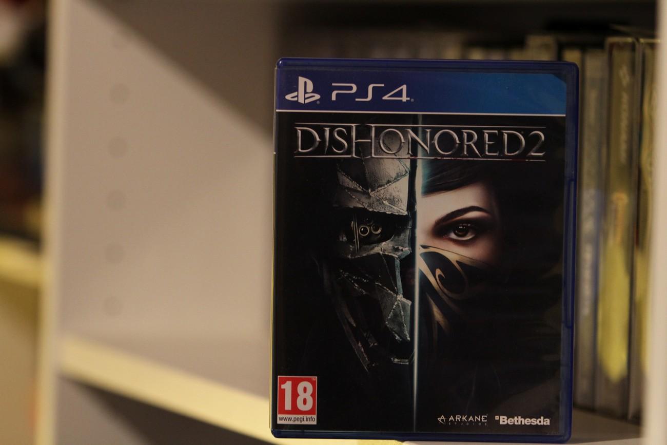 [VDS] Dishonored 2 PS4 - Resident evil 7 170717033411535854