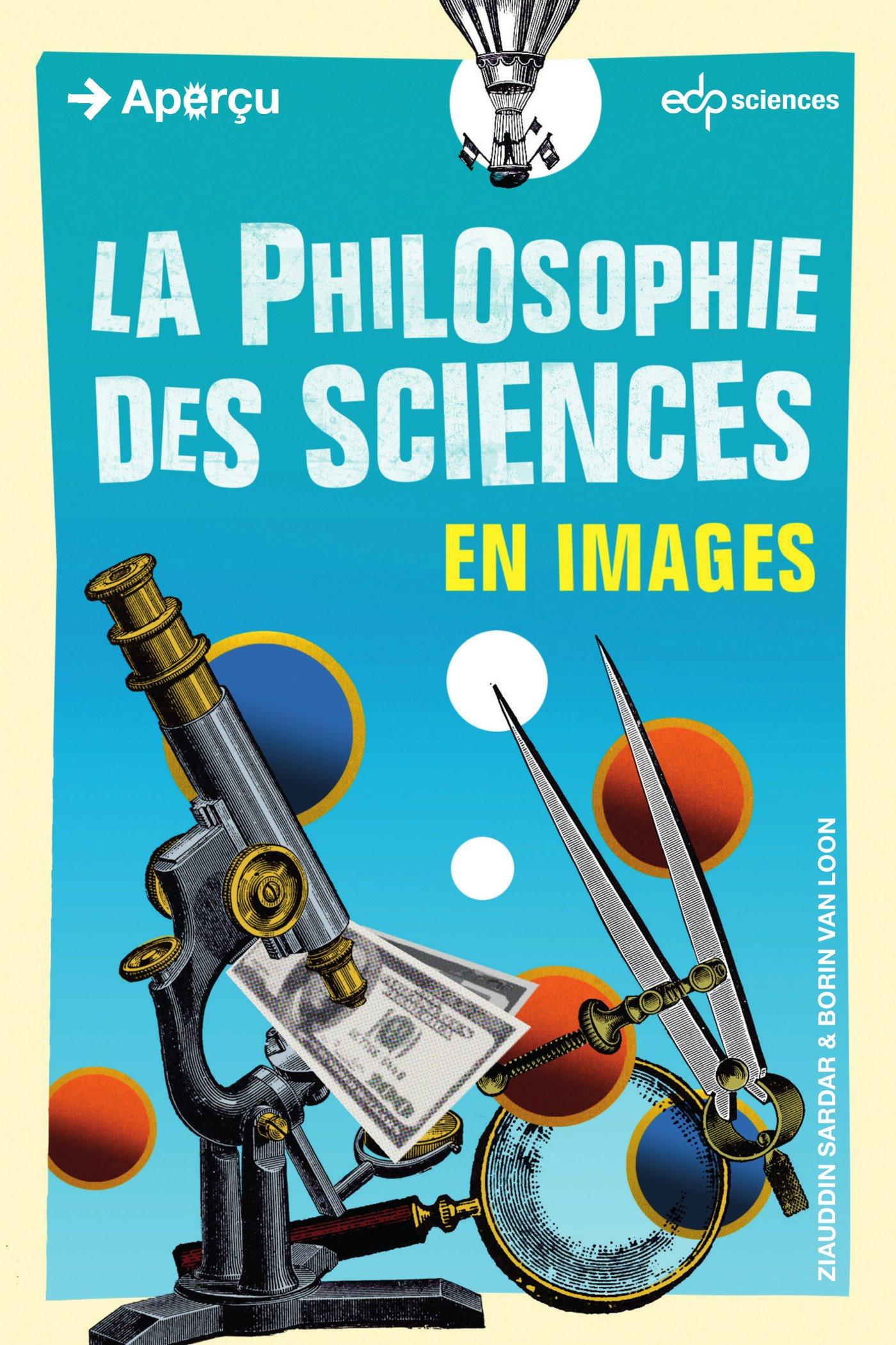 télécharger LA PHILOSOPHIE DES SCIENCES EN IMAGES
