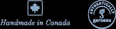 Fabriqué au Canada - Authentiquement Garneau