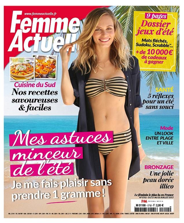 télécharger Femme Actuelle N°1712 Du 17 au 23 Juillet 2017
