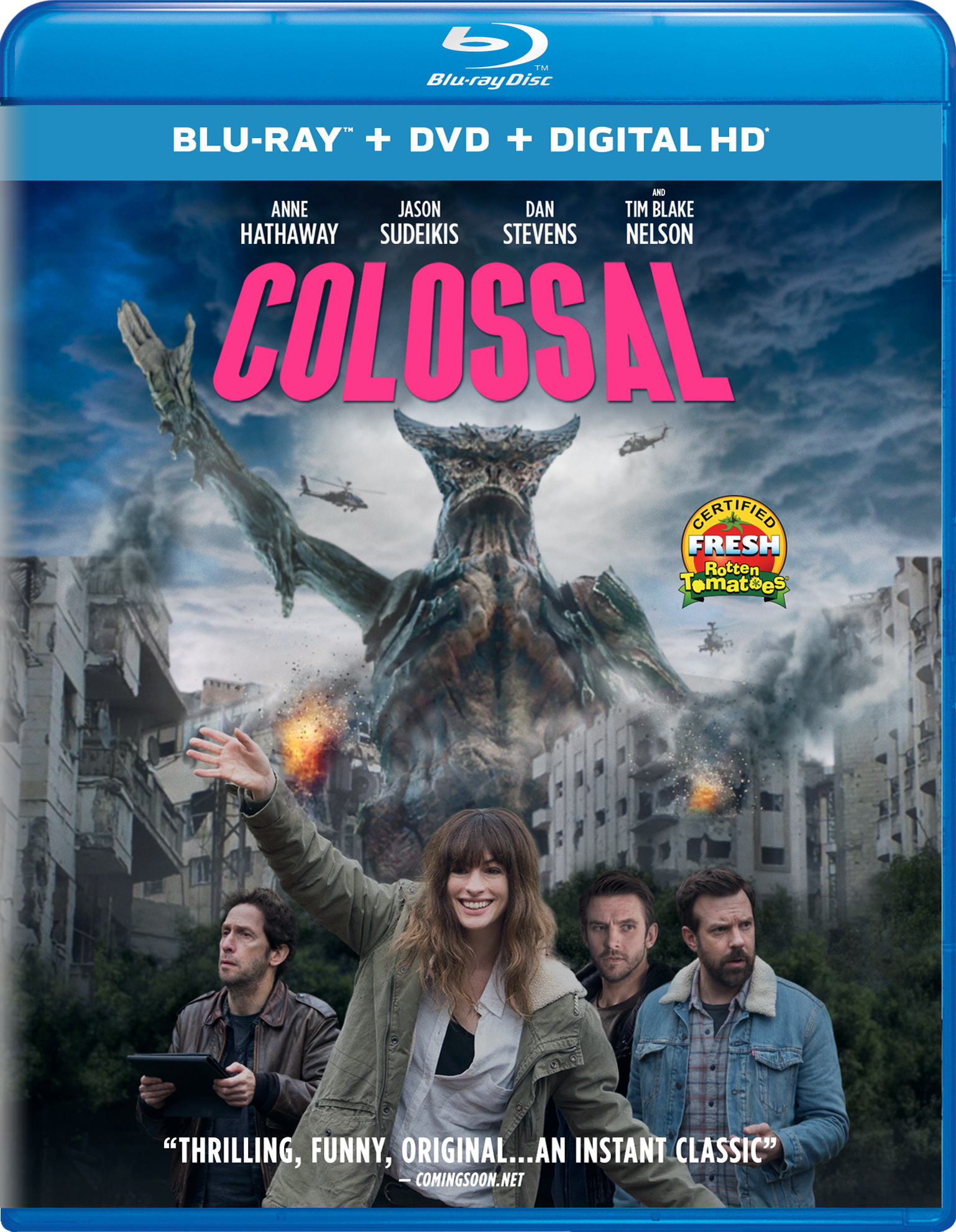 Colossal(2016) poster image