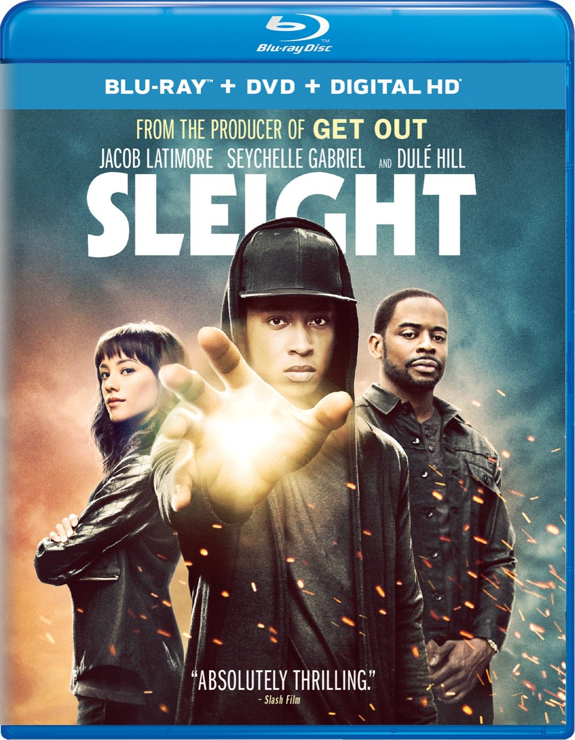 Sleight (2016) poster image