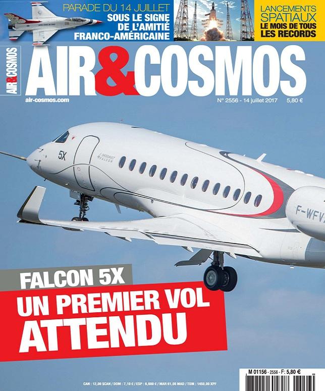 télécharger Air et Cosmos N°2556 Du 14 Juillet 2017