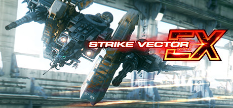 Poster for Strike Vector
