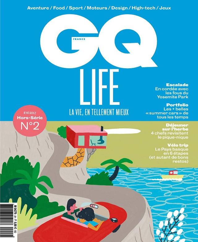 télécharger GQ Hors Série N°2 - Été 2017