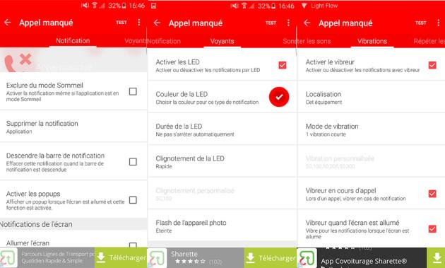 Comment Personnaliser la couleur de votre LED de notification sur votre android 170721035555877335
