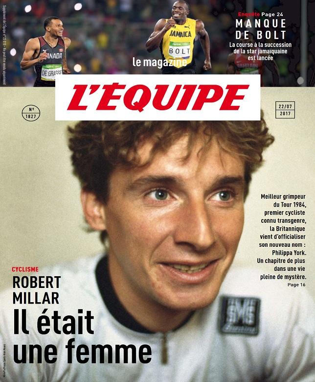 télécharger L'Equipe Magazine N°1827 Du 22 Juillet 2017
