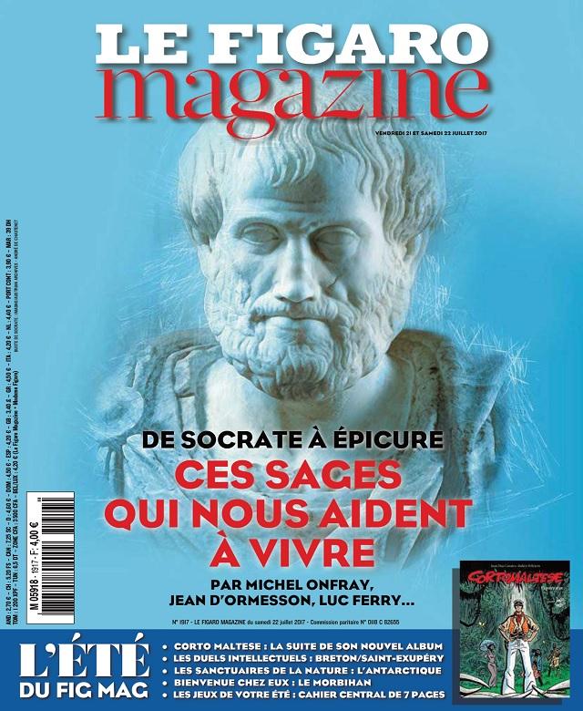 télécharger Le Figaro Magazine Du 21 Juillet 2017