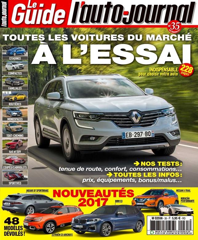 télécharger Le Guide De L'Auto-Journal N°35 - Aout-Septembre 2017