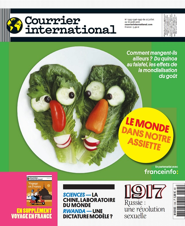 télécharger Courrier International N°1395-1397 Du 27 Juillet 2017