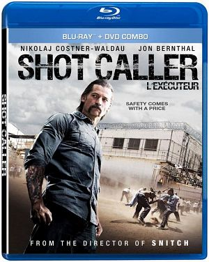 Shot Caller poster image