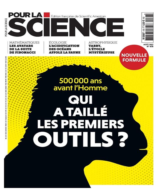 télécharger Pour La Science N°478 - Aout 2017