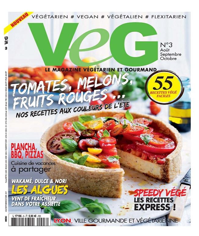 télécharger Veg N°3 - Aout-Octobre 2017