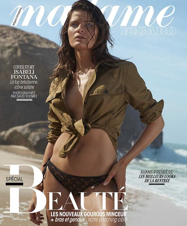 télécharger Madame Figaro Du 28 Juillet 2017