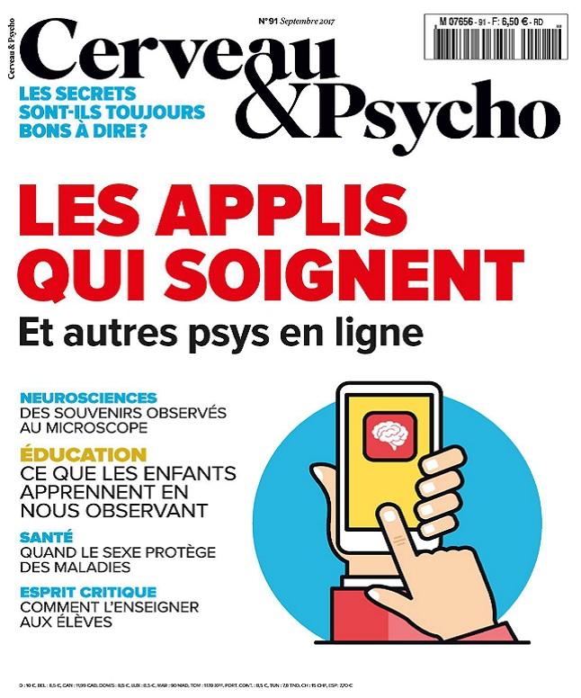 télécharger Cerveau et Psycho N°91 - Septembre 2017