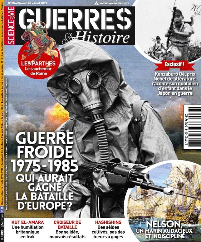 télécharger Science et Vie Guerres et Histoire N°38 - Août 2017