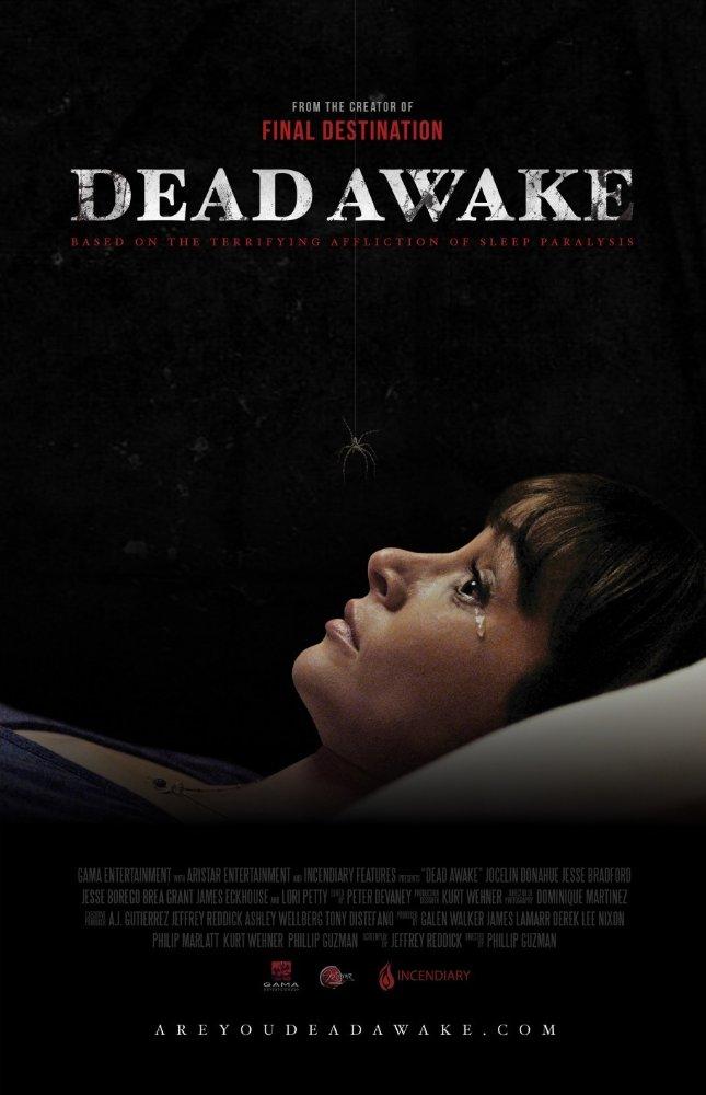 Dead Awake(2016) poster image