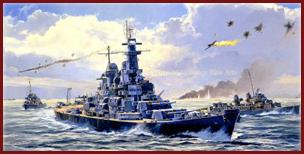 La Bataille Navale!