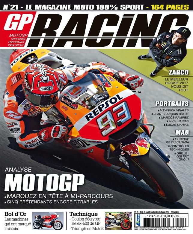télécharger GP Racing N°21 - Aout-Octobre 2017
