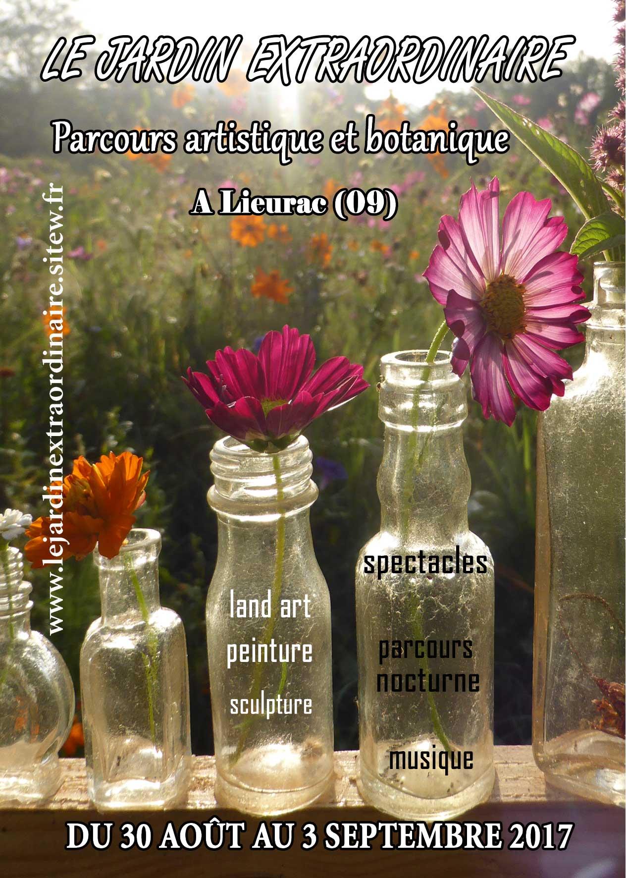 L'édition 2017 du Jardin Extraordinaire se prépare ! dans Art 170731065019419716