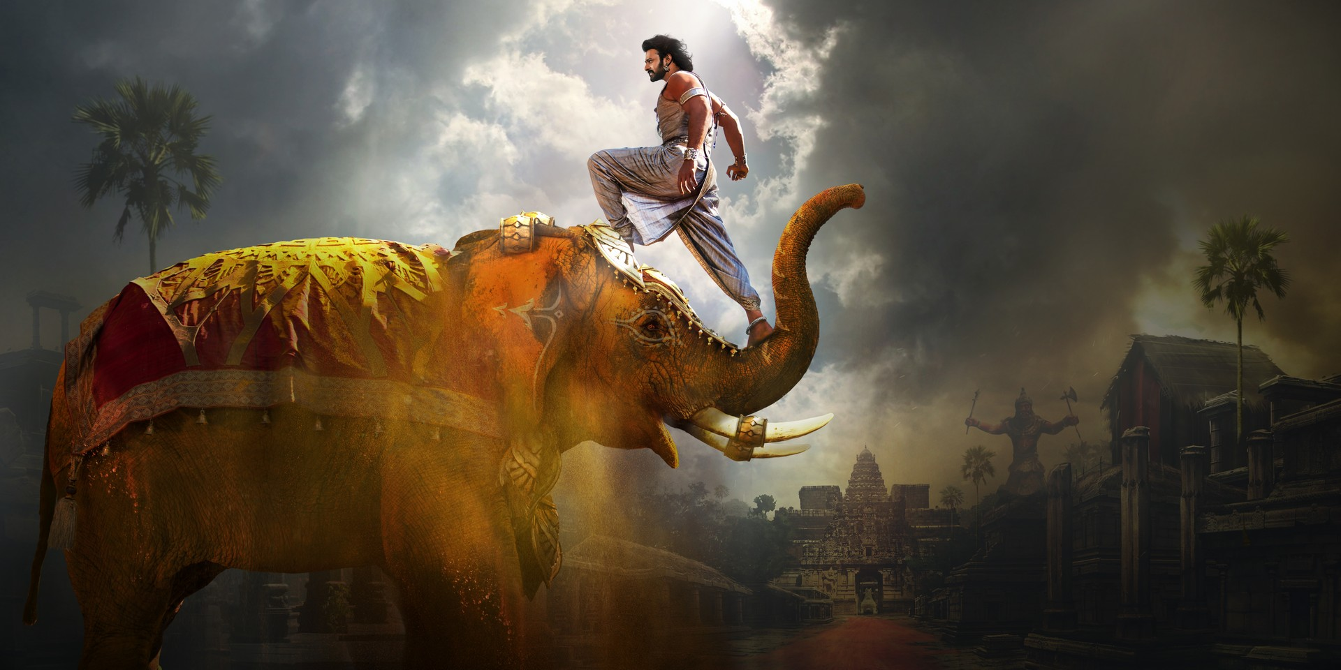 Baahubali 2: The Conclusion (2017) image