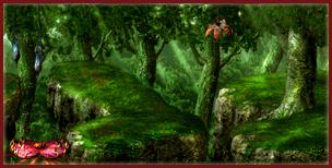 Forêt des Anciens