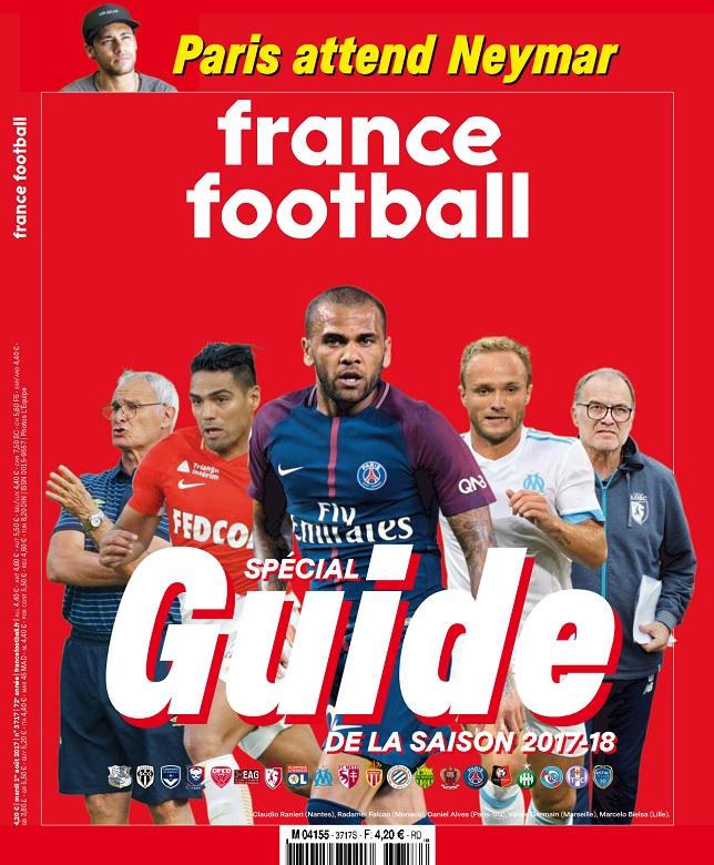 télécharger France Football N°3717 Du 1er Août 2017