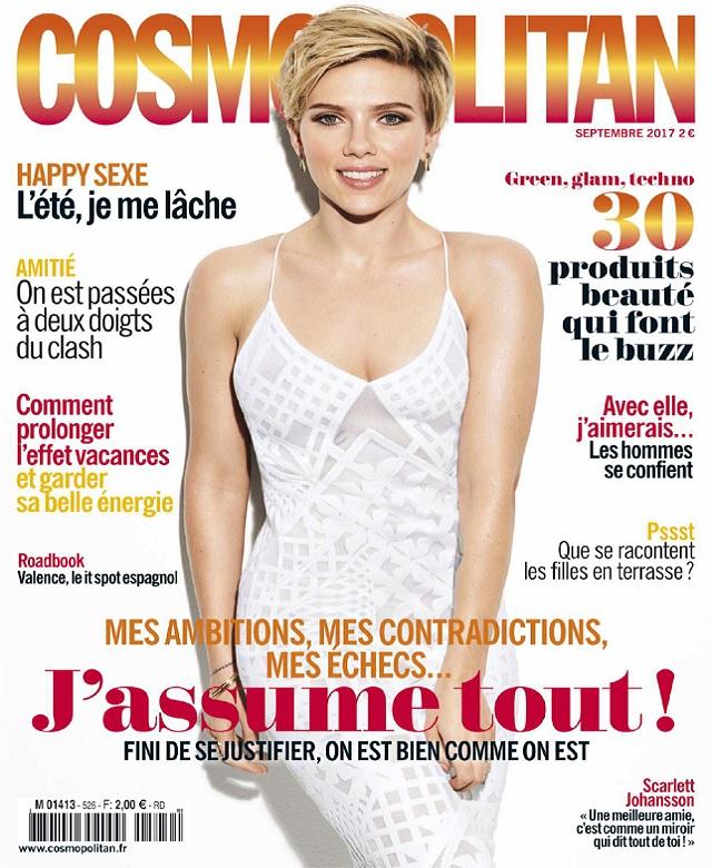 télécharger Cosmopolitan N°526 - Septembre 2017