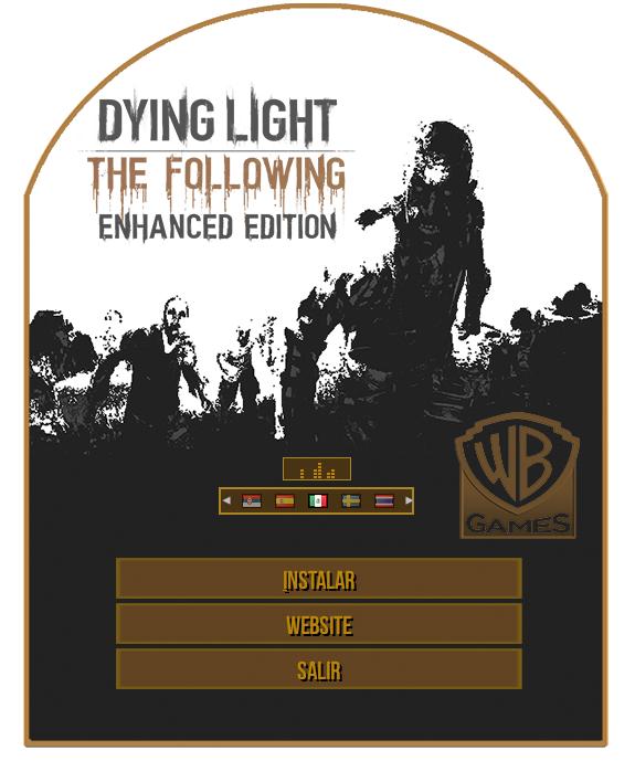 Dying Light The Following Enhanced Edition (4xDVD5) CIU V2 +