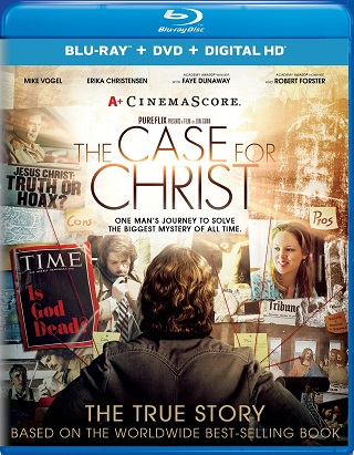 The Case for Christ (2017) poster image