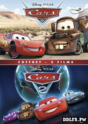 Cars 1 et 2 DVDRIP FRENCH