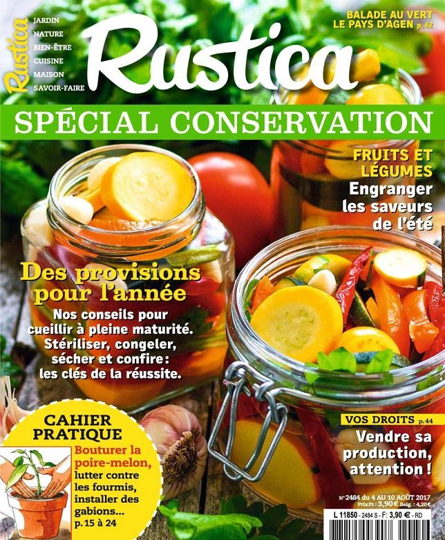 télécharger Rustica N°2483 Du 4 au 10 Août 2017